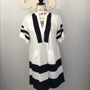 Madewell Ponch Dress